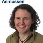 Johanne Kirstine Asmussen, Langå