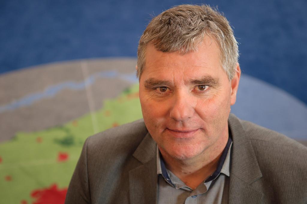 Mogens Nyholm er vores borgmesterkandidat ved kommunalvalget 2017
